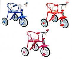 Велосипед Кузя (701) на маленьких колесах
