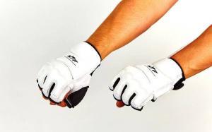 Перчатки BoyBo WTF  с фиксацией