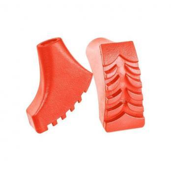 Комплект наконечников для скандинавских палок BERGER, 2 шт., оранжевый