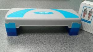 Степ-платформа STARFIT SP-202 80 х 30 х 20 см, 2-х уровневая