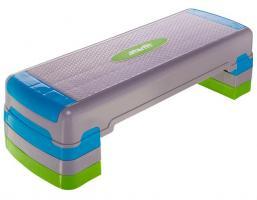 Степ-платформа STARFIT SP-203 90,5 х 32,5 х 25,0 см, 3-х уровневая