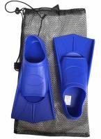 Ласты д/бассейна Dark Shark 30-32 синие