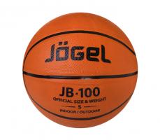 Мяч баскетбольный Jögel JB-100 №5 1/30
