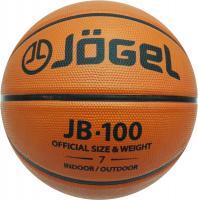 Мяч баскетбольный Jögel JB-100 №7 1/30