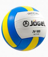 Мяч волейбольный Jögel JV-100 1/50
