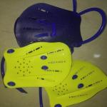 P02 Лопатки для плавания LUX