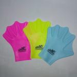 SP01 Лопатки для плавания лапки CONQUEST дет