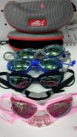 Очки для плавания Conquest с футляром  BL885H