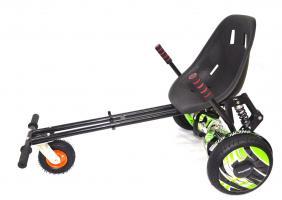 Гирокарт GK-03  надувные колеса, амортизаторы