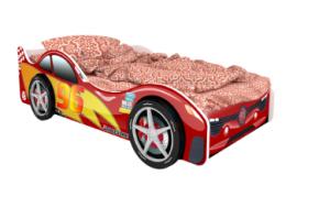 Кровать машина Молния маквин Токио