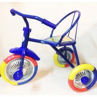 Велосипед Кузя с большими колесами (702)