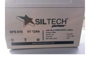 Аккумулятор  Siltech 6v12Ah