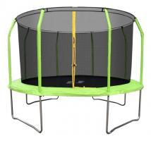 Батут с защитной сеткой Космо 8 диаметр 2.4 м