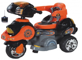 Электромотоцикл детский с пультом  SX2738R