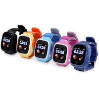Детские часы с телефоном и GPS трекером Smart Baby Watch Q 80 (Q90)