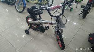 Велосипед с приставными колесами 12' JD11/12 TRIKE