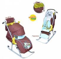 Санки-коляски НД5
