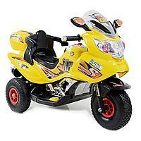Электромотоцикл  надувные колеса 378