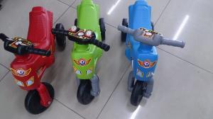 Мотоцикл пластмассовый Мини Байк