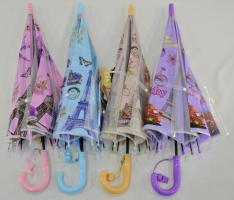 Зонт Детский полиэстер, 50см арт. 10509-6