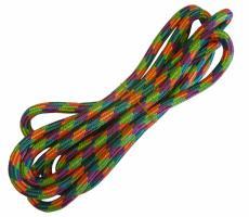 Скакалка х/г разноцветная 3 м