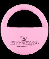 Чехол для обруча с карманом D 750, розовый