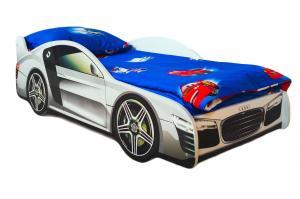 Кровать машина Audi